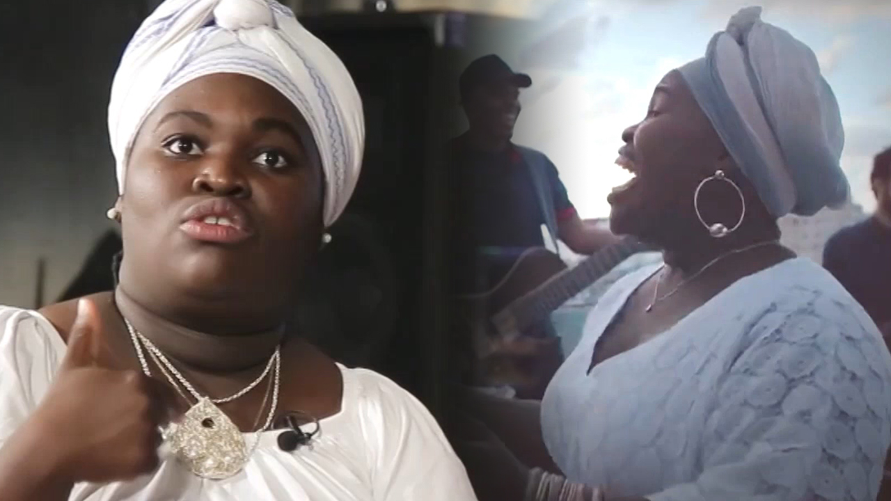 [The INNERview] Dreaming of Wider Exchange [Jazz Vocalist Dayme Arocena]