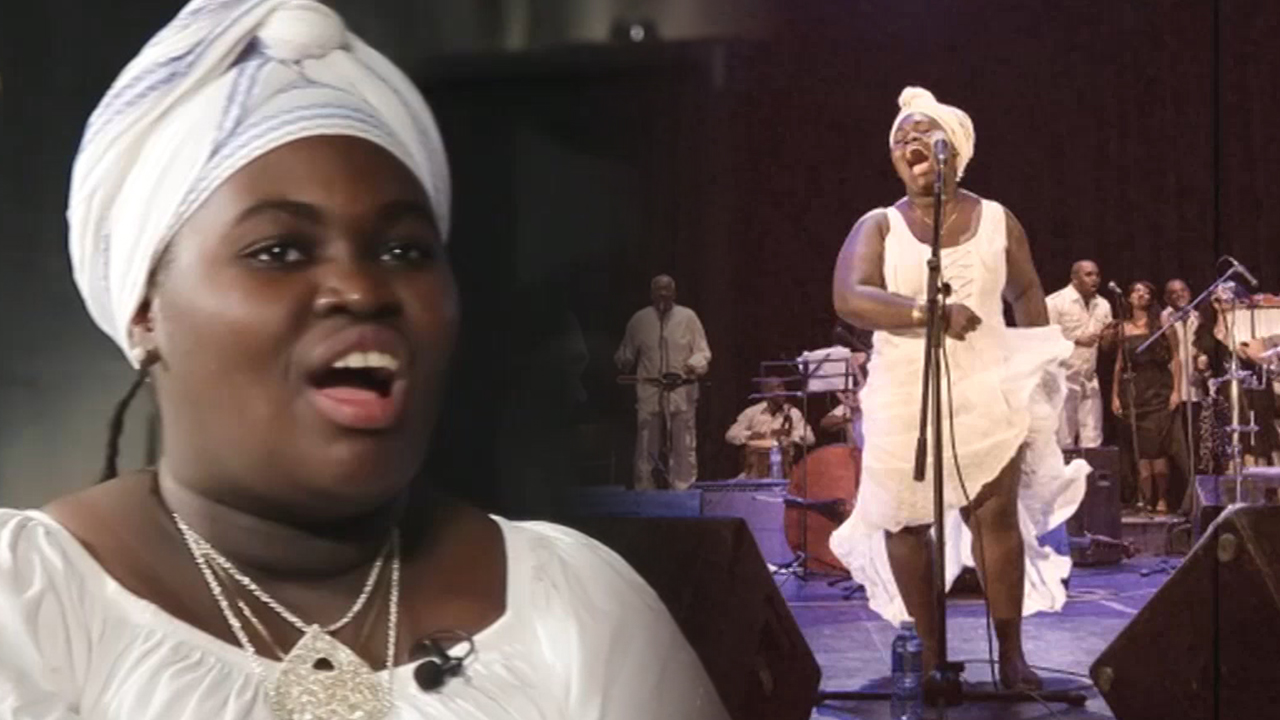[The INNERview] A Jazz Diva from Cuba [Jazz Vocalist Dayme Arocena]
