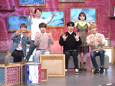 After School Club Ep334 - 100% (백퍼센트)