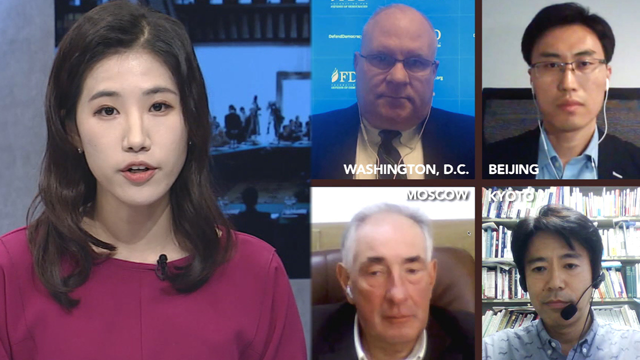[The Point : World Affairs] US-China-Russia-Japan view of inter-Korean summit