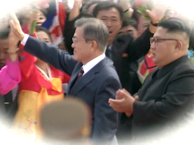 [2018 INTER-KOREAN SUMMIT PYEONGYANG] Toward Peace Part.2