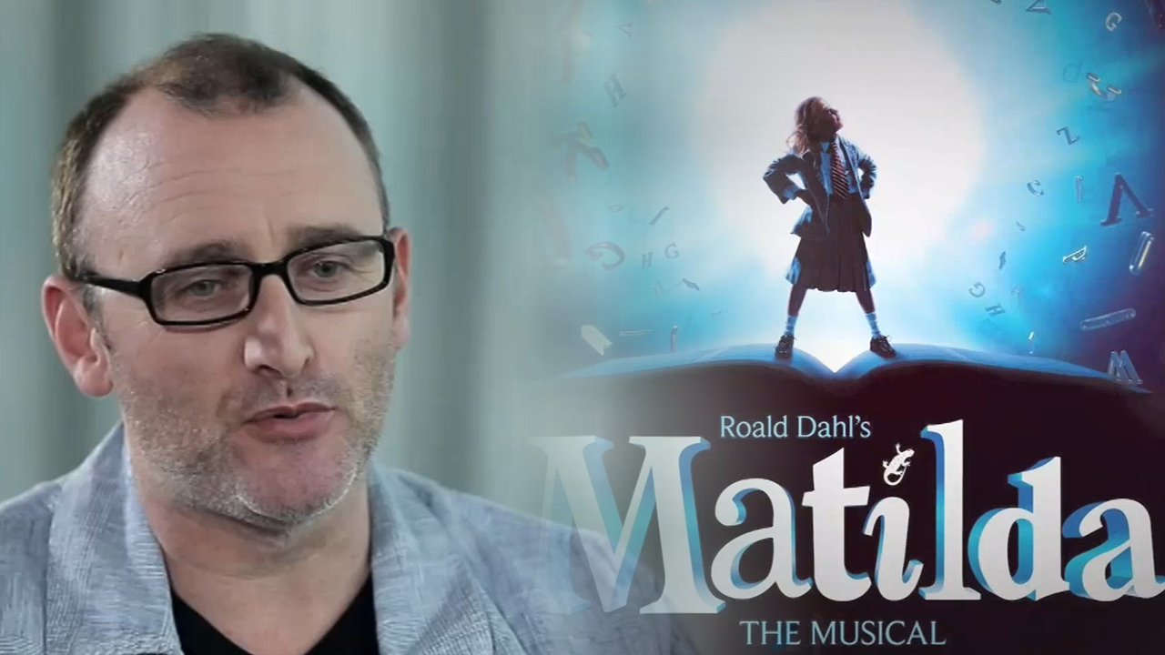 [The INNERview] Matilda the Musical Comes to Korea [Director for Matilda the Musical Nik Ashton]