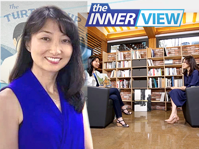 The INNERview 2018 Ep.16 Children's Writer Helena Ku RHEE