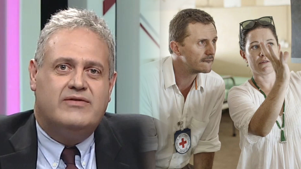 [Heart to Heart] About the ICRC and its main objectives [Head of the Korea Office of ICRC Georgios Georgantas]