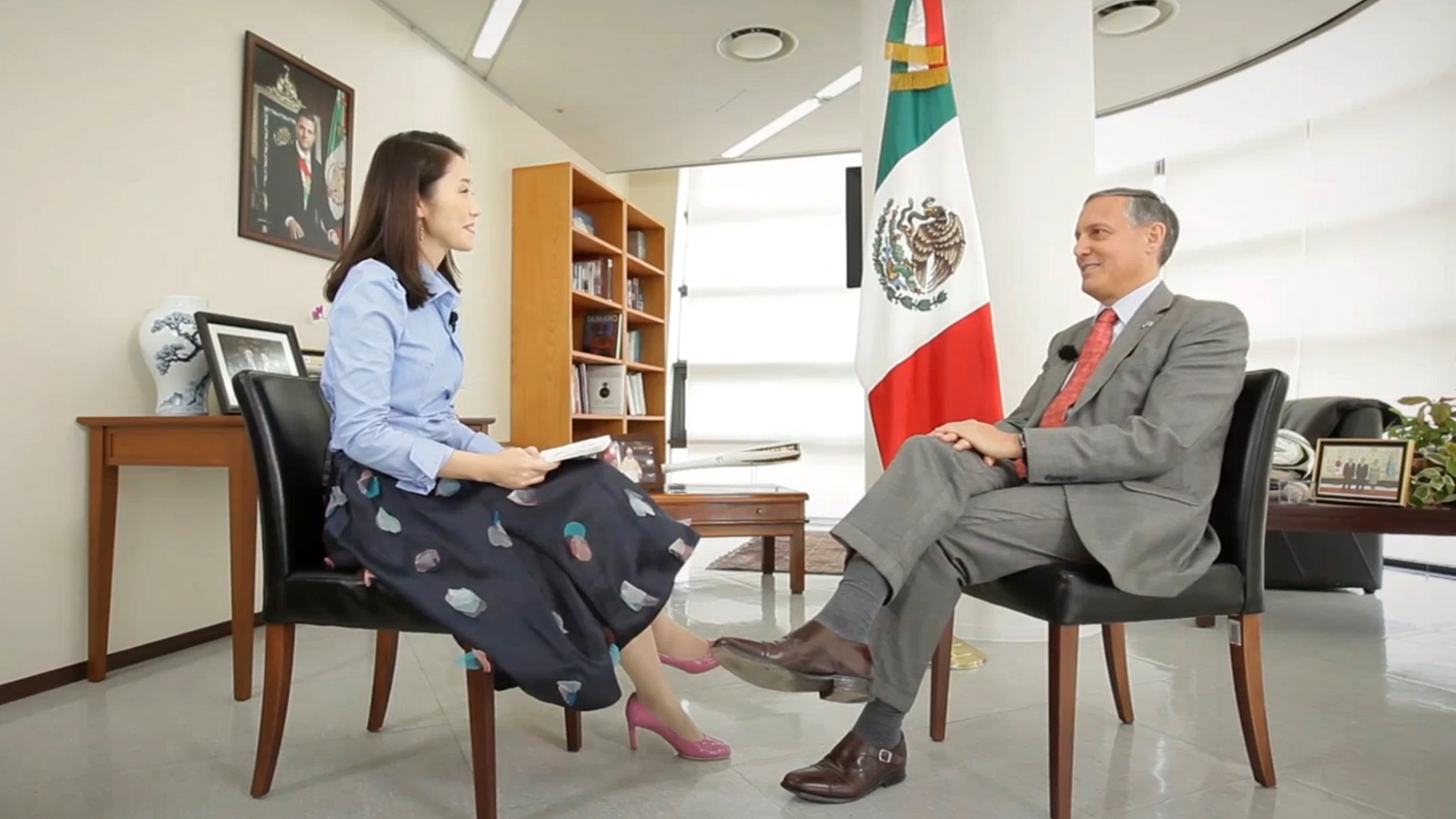 [The Diplomat] Efforts to Promote Mexican Culture in Korea [Bruno Figueroa Am...