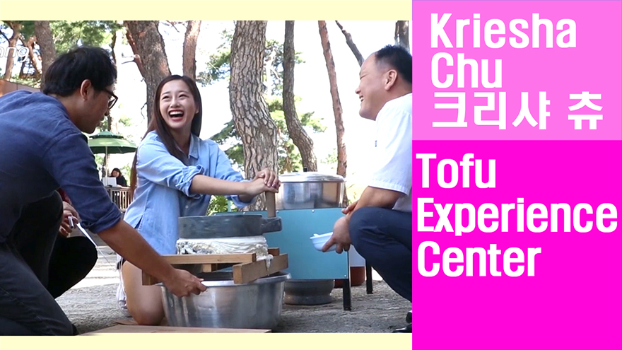 [Travel Agency] Taking on the challenge of making tofu! Chodang Tofu Experien...