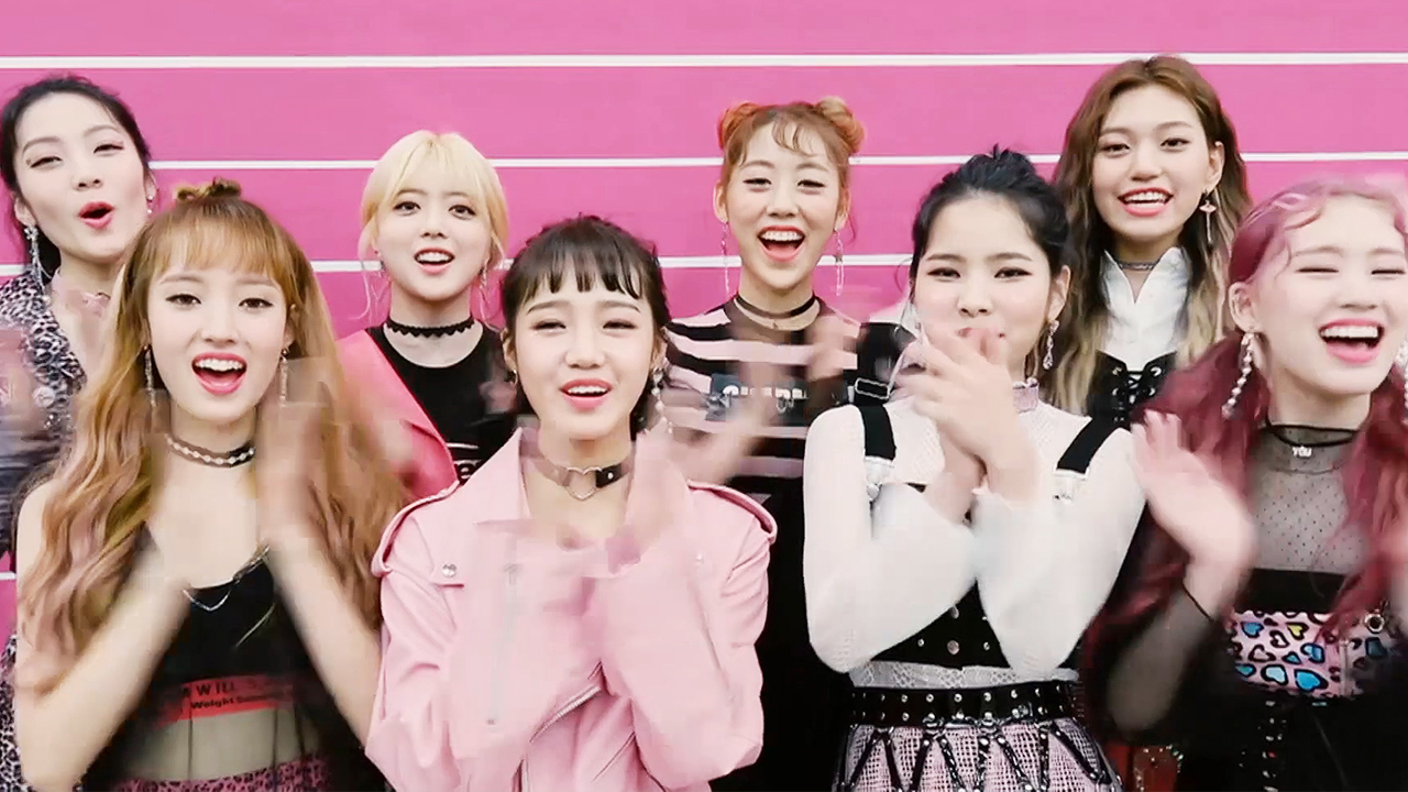 [Pops in Seoul] Weki Meki (위키미키) _ Crush (크러쉬) _ MV Shooting Sketch
