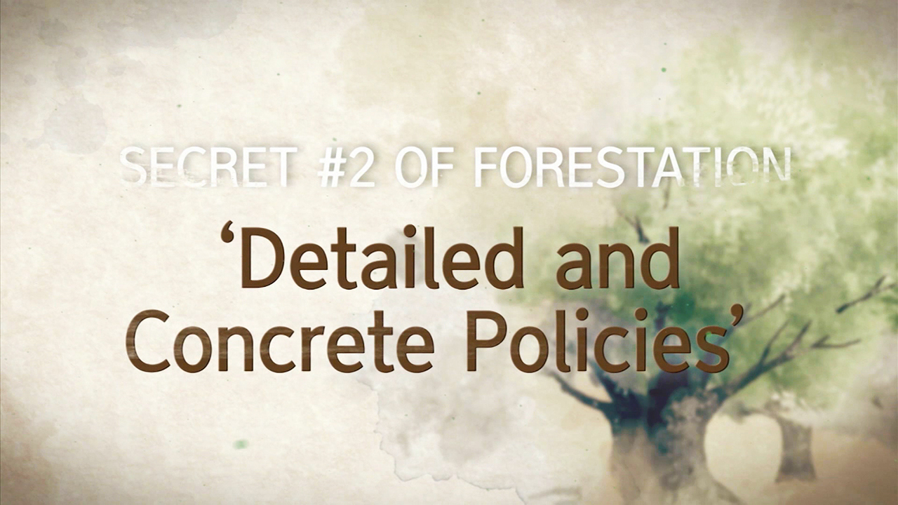 [Arirang Special] SECRET #2 of KOREAN FORESTATION 'Detailed and Concrete Policies'