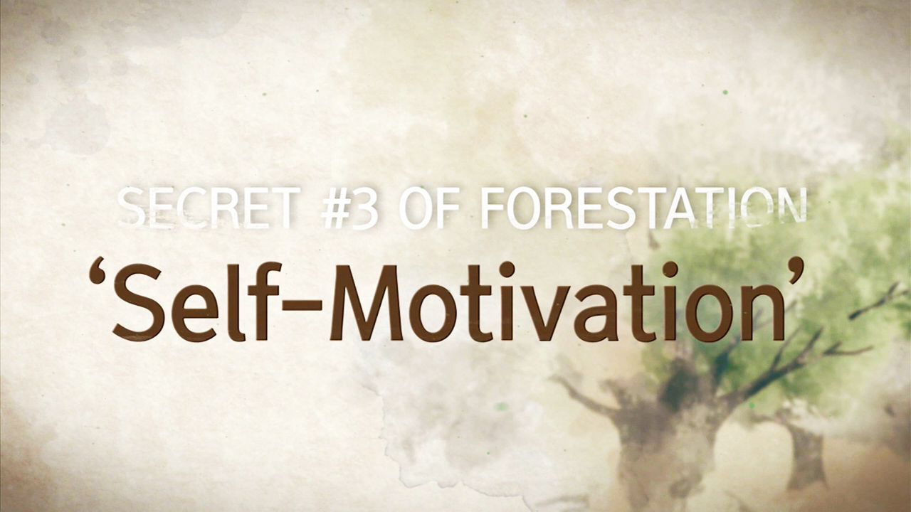 [Arirang Special] SECRET #3 of KOREAN FORESTATION 'Self-Motivation'