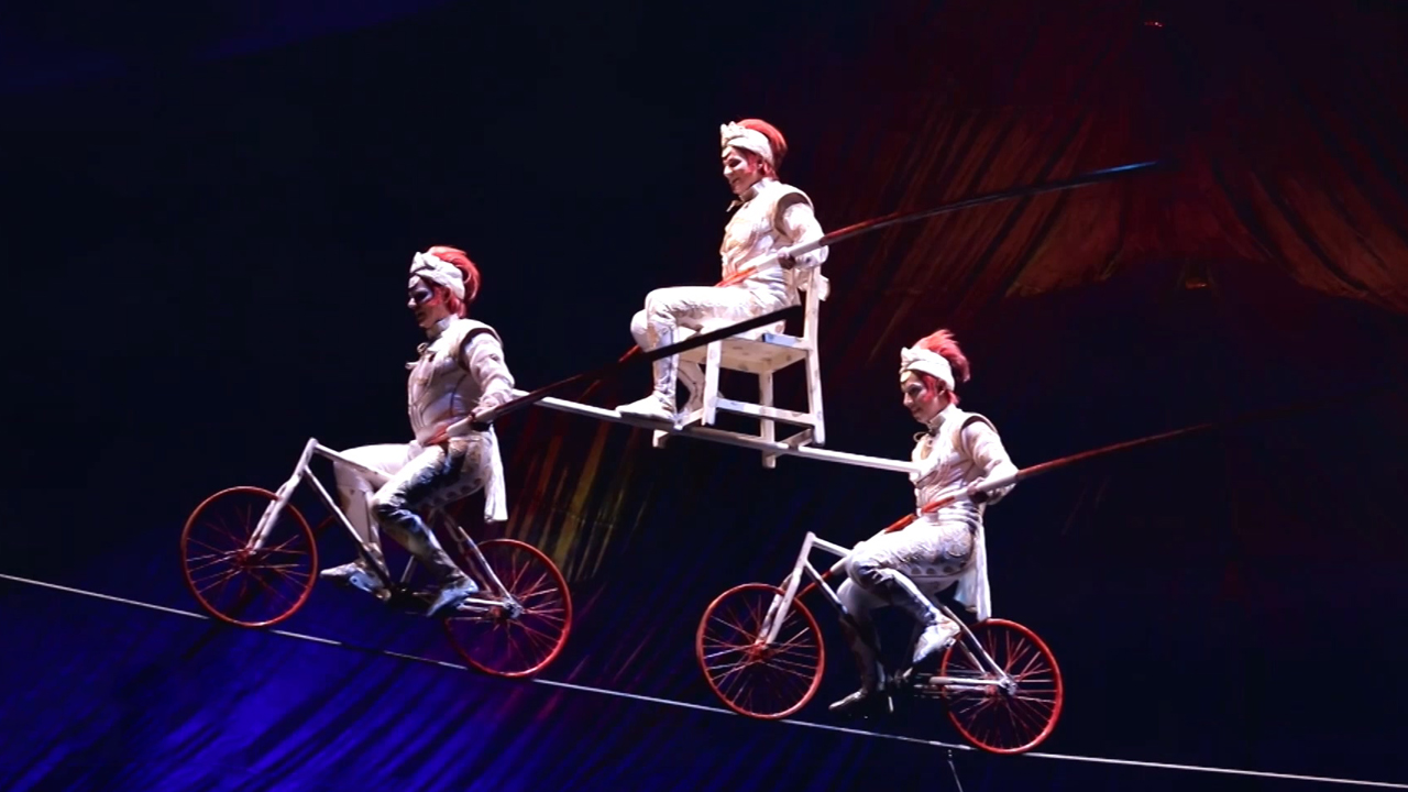 [The INNERview] The Secrets of Kooza [Cirque du Soleil KOOZA]