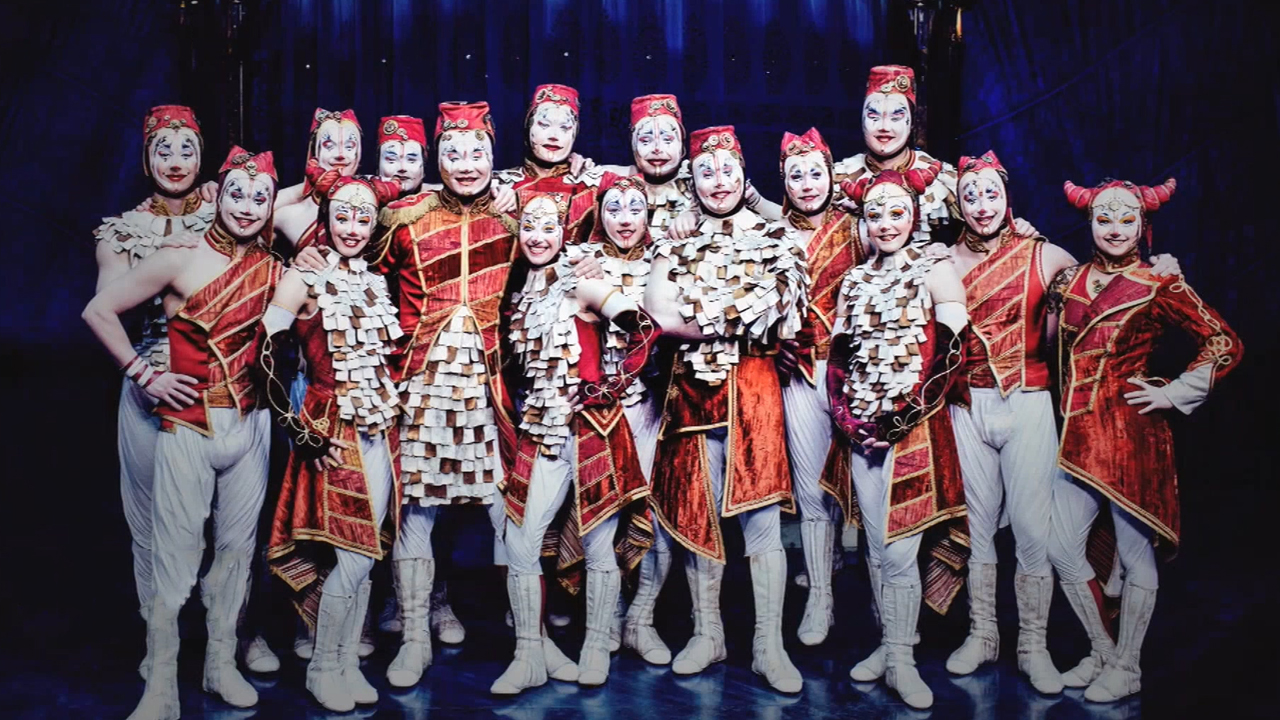 [The INNERview] Beauty of Circus [Cirque du Soleil KOOZA]