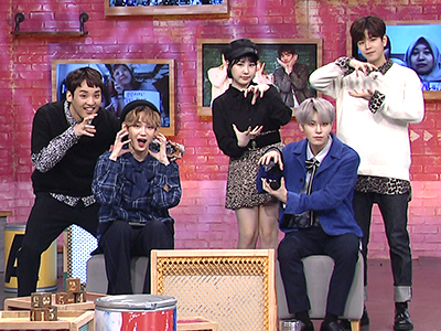 After School Club Ep.344 - JBJ95 (제이비제이95)