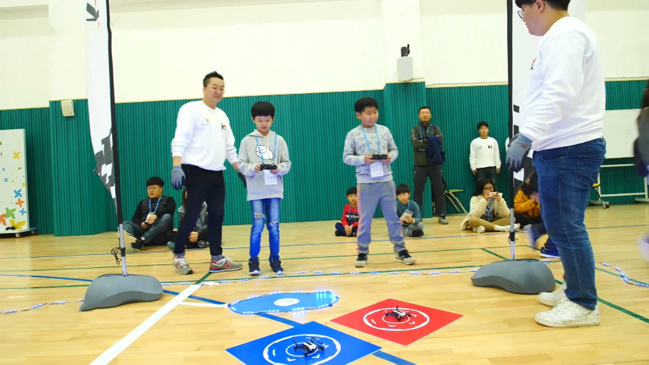 [Peace Insight] Youth Unification Drone Camp