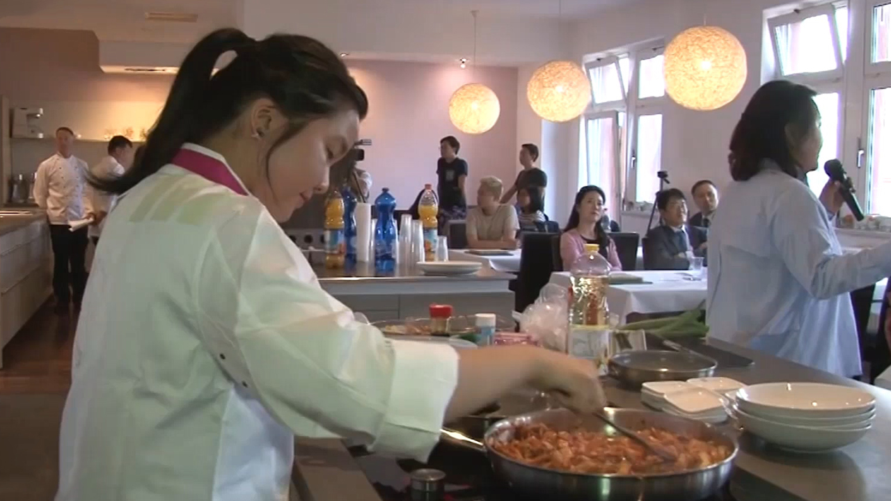 [Globetrotters] Contest to Crown the King of Cooking Kimchi