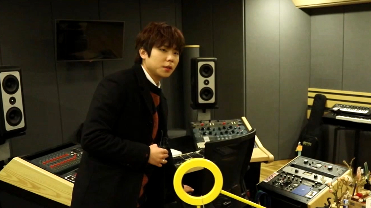 [I'm LIVE X Digging] Jung Seung-hwan(정승환) Part1 At the office of Antenna Music