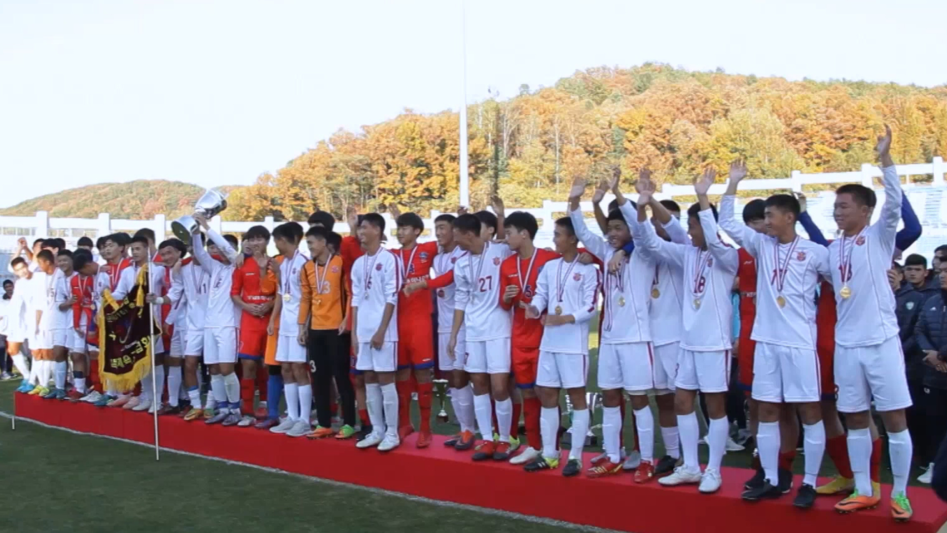 [A Road to Peace] 23-2 Inter-Korean Youth Football Exchanges