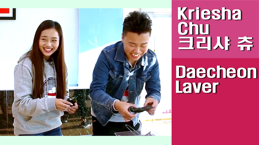 [Travel Agency] Daecheon Laver, try to taste laver and make laver!