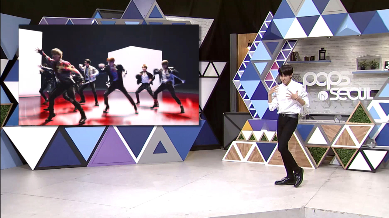 [Pops in Seoul] Dance How To - EXO (엑소) Tempo (템포)