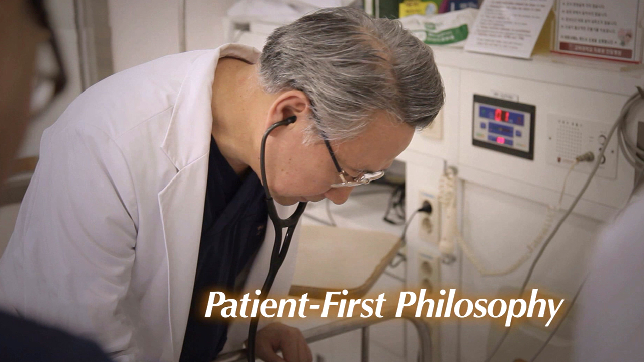 [The INNERview] Patient - First Philosophy [Doctor KIM Young-hoon]