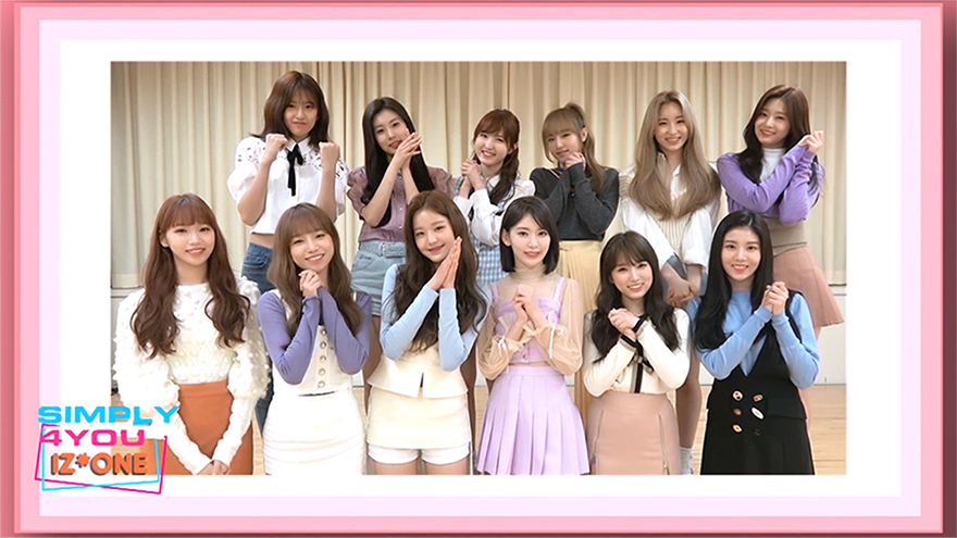 [Simply K-Pop] IZ*ONE(아이즈원) prepared some TMI about IZ*ONE!