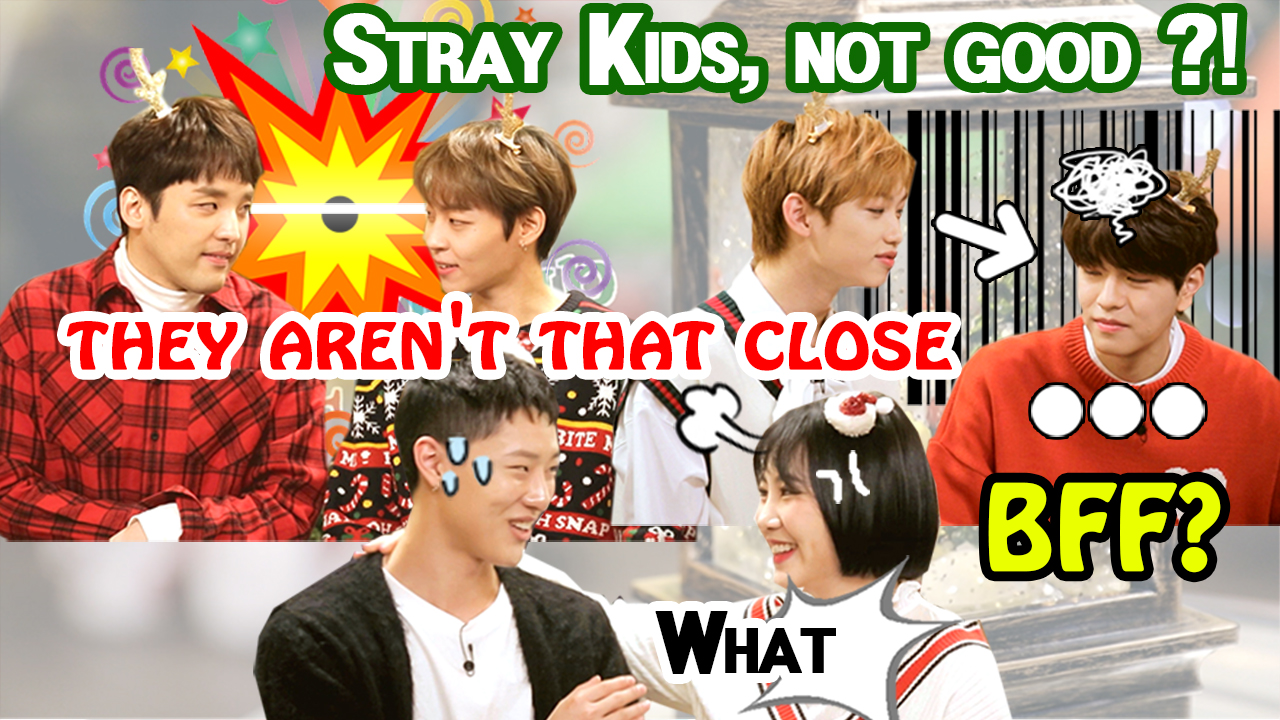 [After School Club] ASC Christmas Special - Friendship Talk