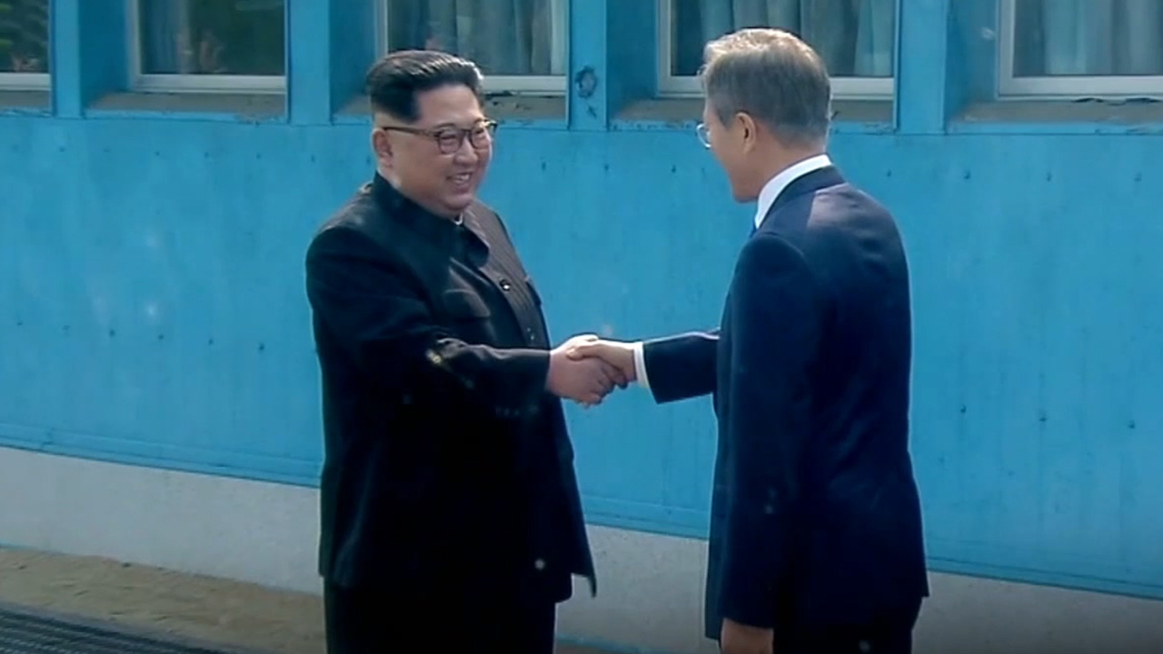 [Foreign Correspondents] 118-1 Issues of the year for 2018 / Inter-Korean summit