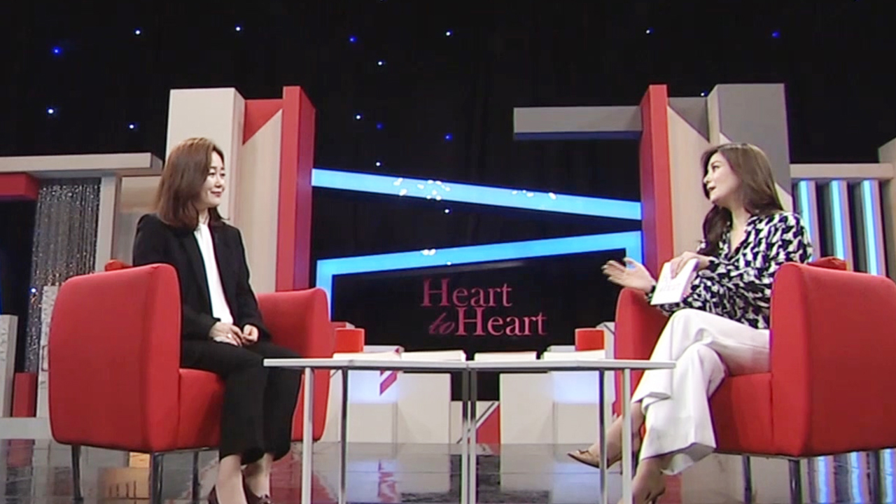 [Heart to Heart] Writer NAM In-sook's Books are Based on Her Life [writer Nam In-sook]