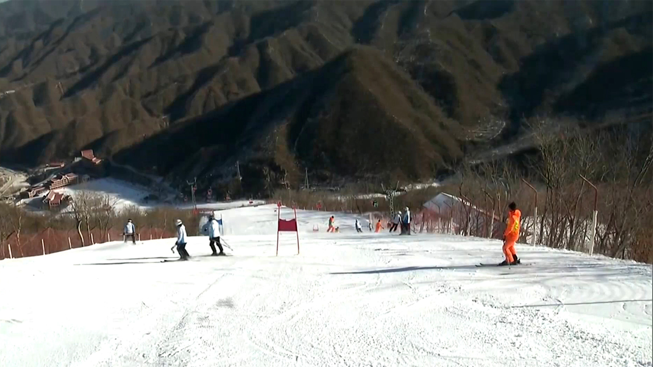 [A Road to Peace] 27-2 Latest Broadcasts from North Korea - Masikryong Ski Resort