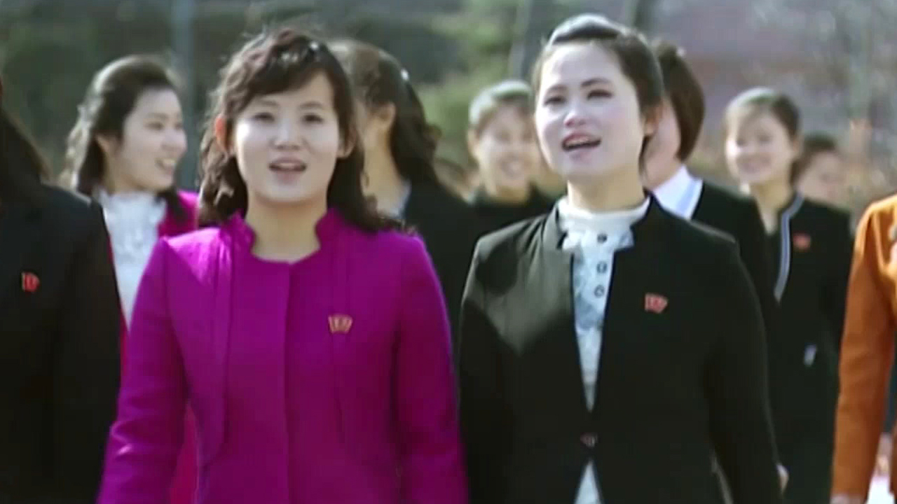 [A Road to Peace] 28-2 Latest Broadcasts from North Korea - fashion trends in North Korea