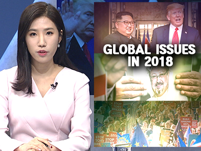 Ep. 30 Wrap up of global issues in 2018