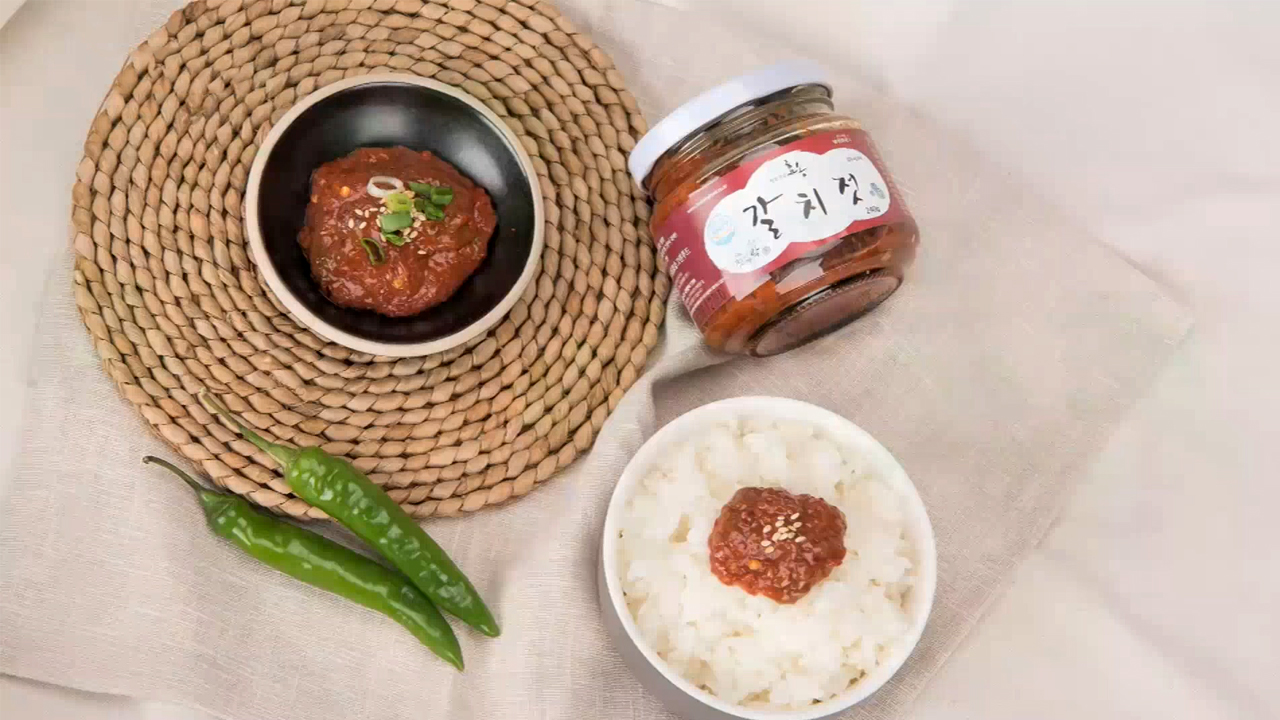 [SmartBiz Accelerators] Hyosong Green Food, popularizing Korean traditional Jeotgal to the global market