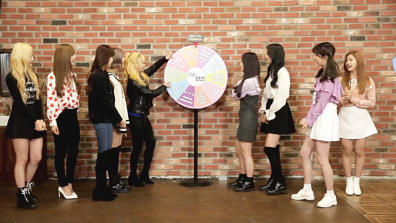 [Pops in Seoul] NATURE (네이처)'s Spin The Roulette