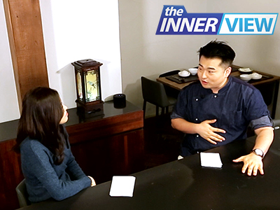 The INNERview 2018 Ep.28 Bringing Korean Cuisine to the World – Chef LEE Wonil