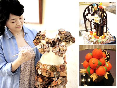 Ep. 232 Kim Seong-mi, Korea's first chocolatier who creates beautiful pieces of art using chocolate