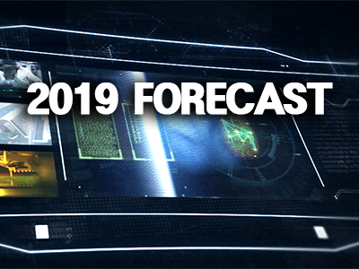 Episode 31 [ 2019 Tech Market Forecast / 2019 Economic Forecast / 2019 Tech Forecast ]