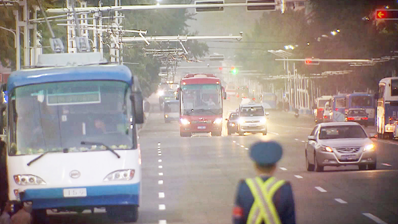 [A Road to Peace] 33-3 Evolving public transport in north korea