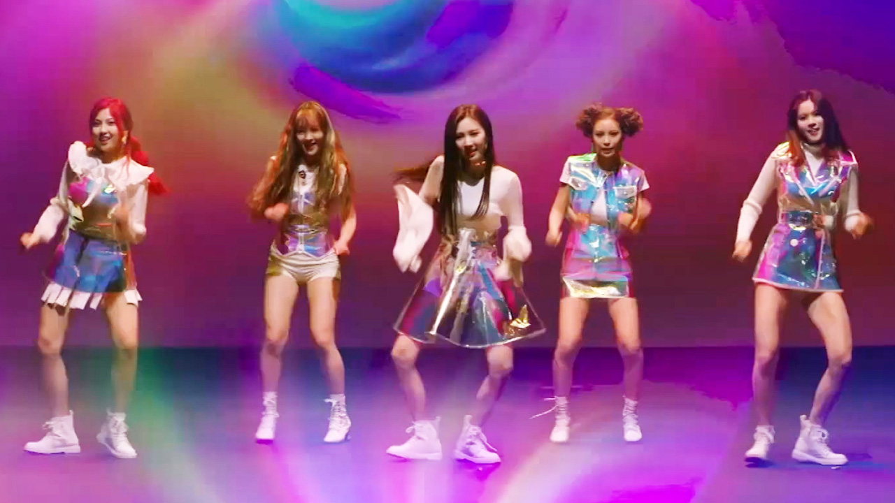 [Pops in Seoul] NeonPunch (네온펀치) Tic Toc (틱톡)