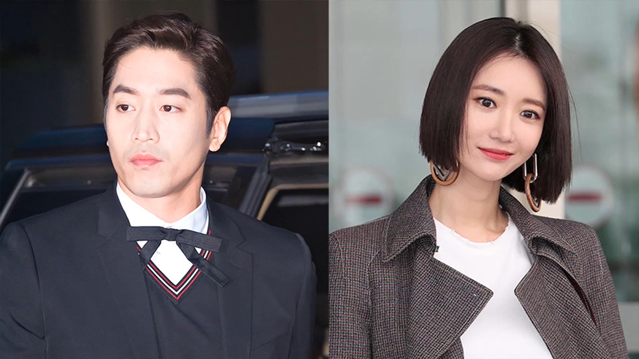 [Showbiz Korea] ERIC (에릭) & GO JOON-HEE (고준희) TEAM UP FOR A NEW TV DRAMA
