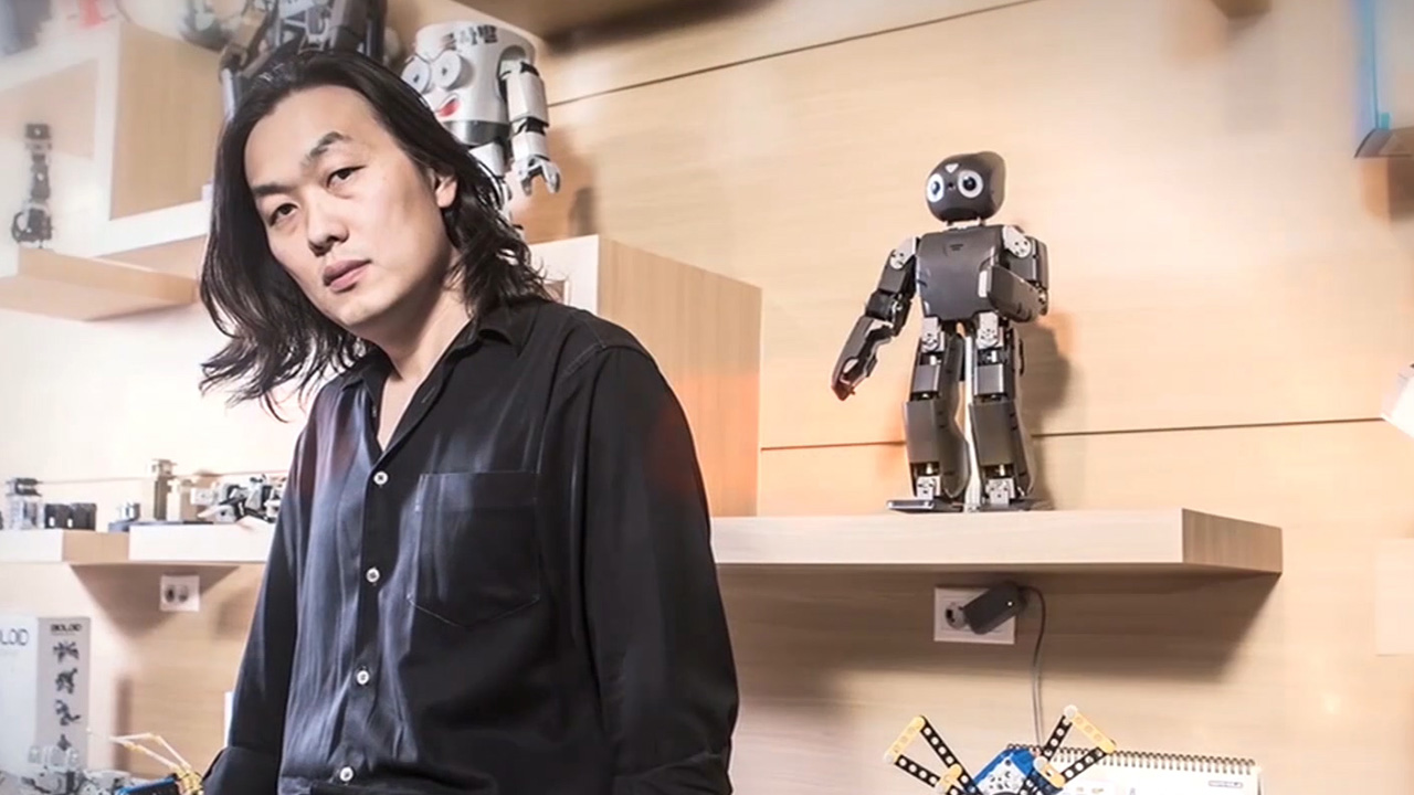 [Heart to Heart] Robot Development & Ethics / robotics professor Han Jea-kweon