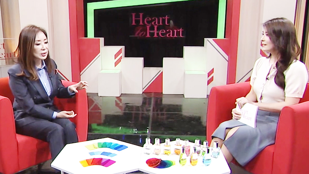 [Heart to Heart] Colors in Our Daily Lives / Colorist Kim Min-kyoung