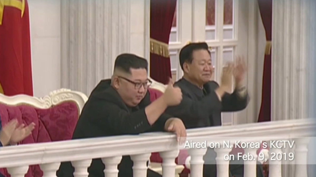 [A Road to Peace] 37-2 Celebrations for the 71st Anniversary of the North Korean Army's Founding