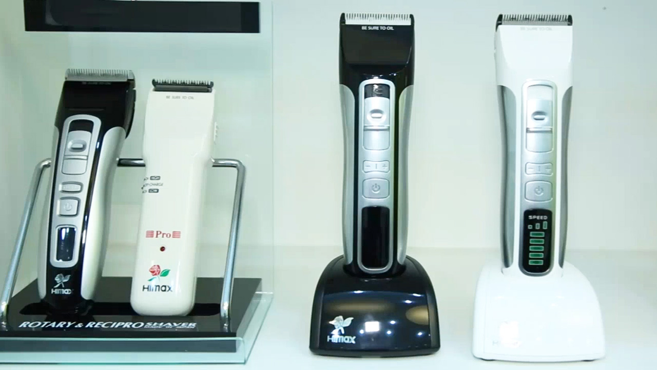 [SmartBiz Accelerators] SAMAECORP, producing various types of beauty equipment including hair clipper