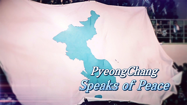PyeongChang Speaks of Peace