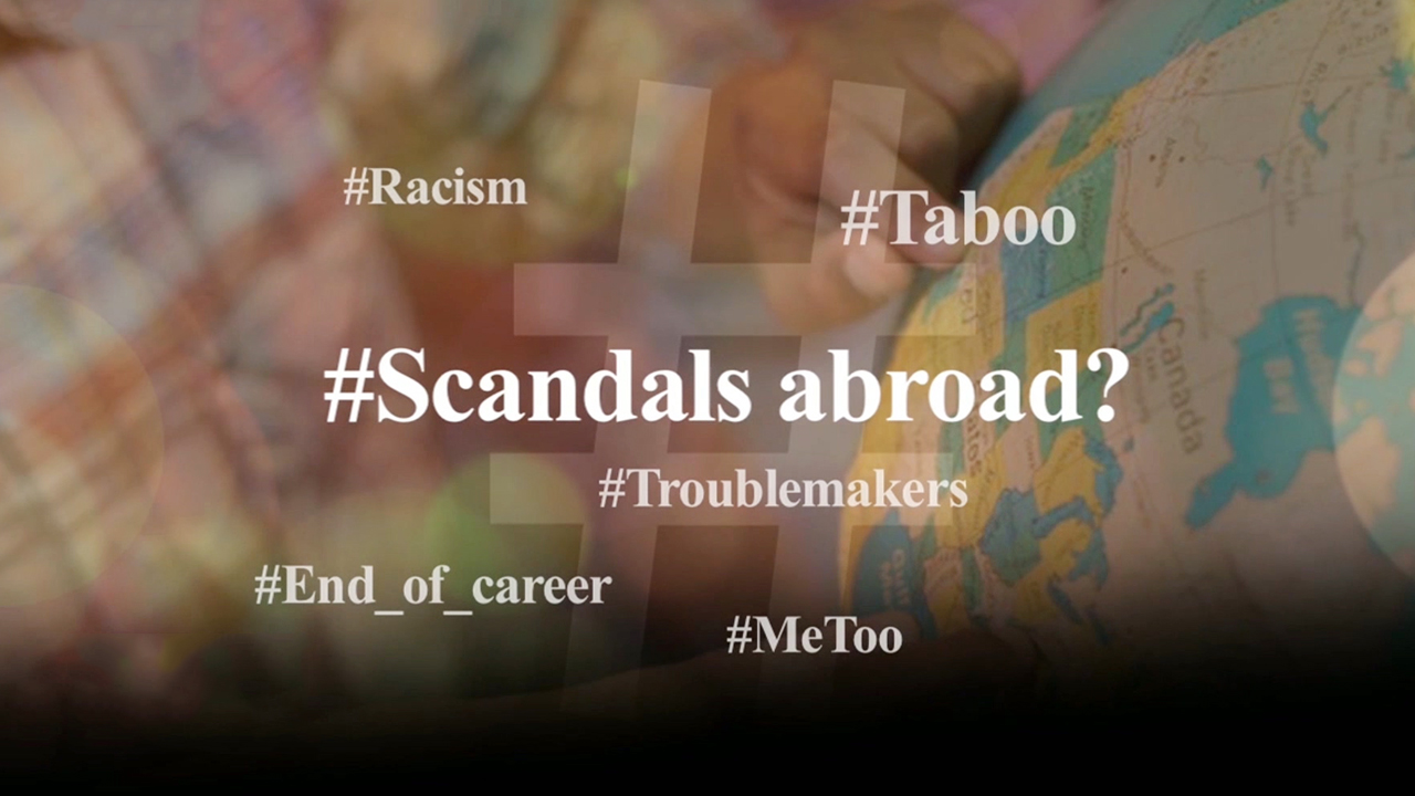 131-2 Scandals abroad & Perceptions in Other Countries