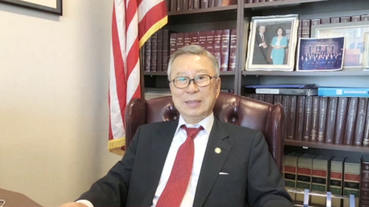 Korean-American Member of the Congress | Jay Chang-joon Kim