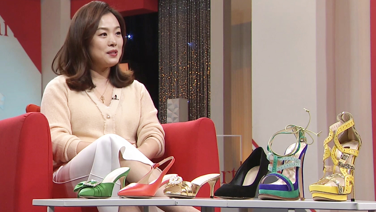 Fall into the World of Shoes with Jinny KIM | Shoe designer Jinny Kim