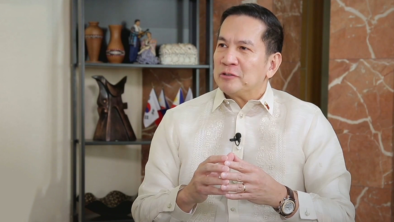 70 Years of Korea-Philippines Diplomatic Ties | Philippine Ambassador, Raul S. Hernandez