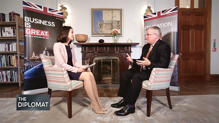 Ep.41 British Ambassador to Korea Simon Smith
