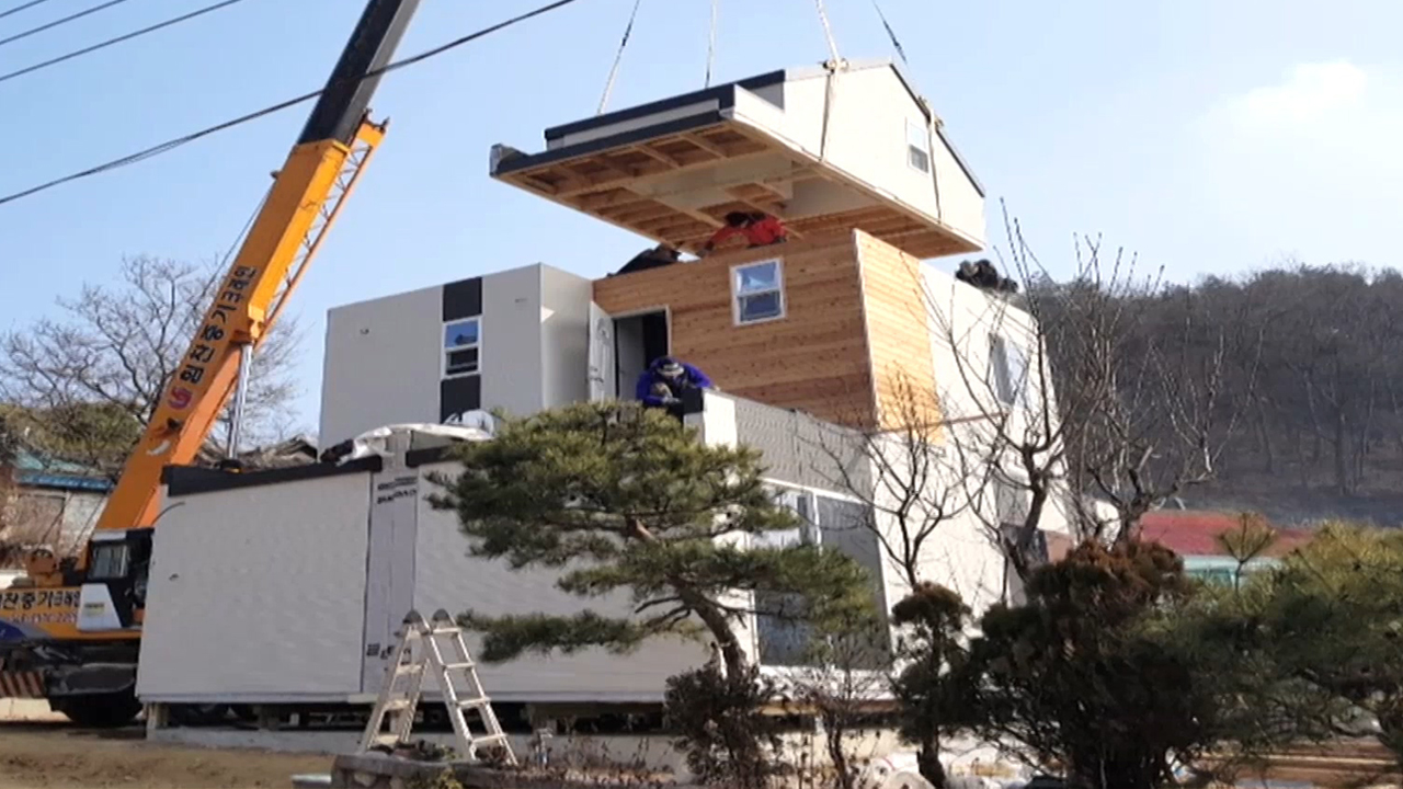 Modular construction as a rising construction solution