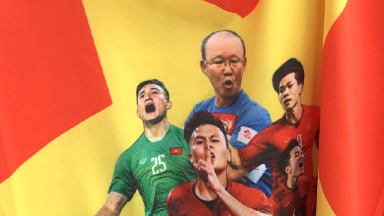 Vietnam's Hero, Coach Park Hang-seo